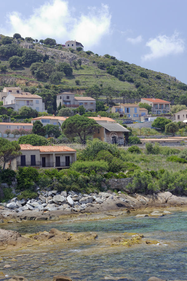 Free Algajola (Balagne), Northern Corsica, France Stock Photography - 58394402