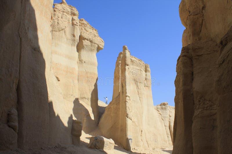 Algara Mountain sedimentary layers stock photos