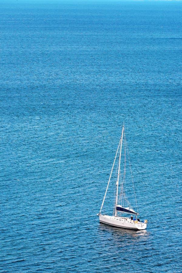 algarve海岸mediterranic航行海运 库存照片