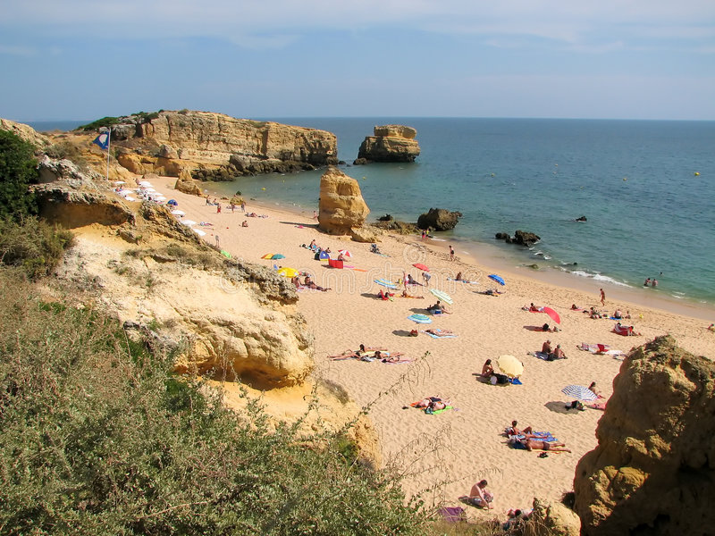 Algarve 1 photo stock