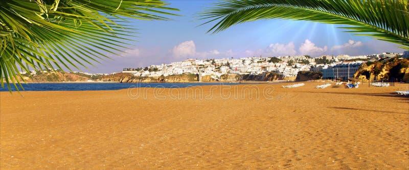 Algarve stockfotos