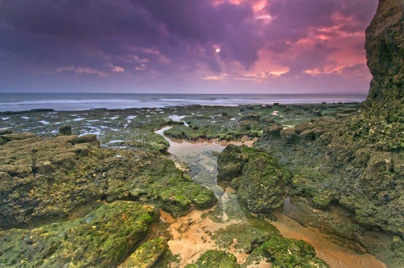 Algarve lizenzfreie stockfotografie