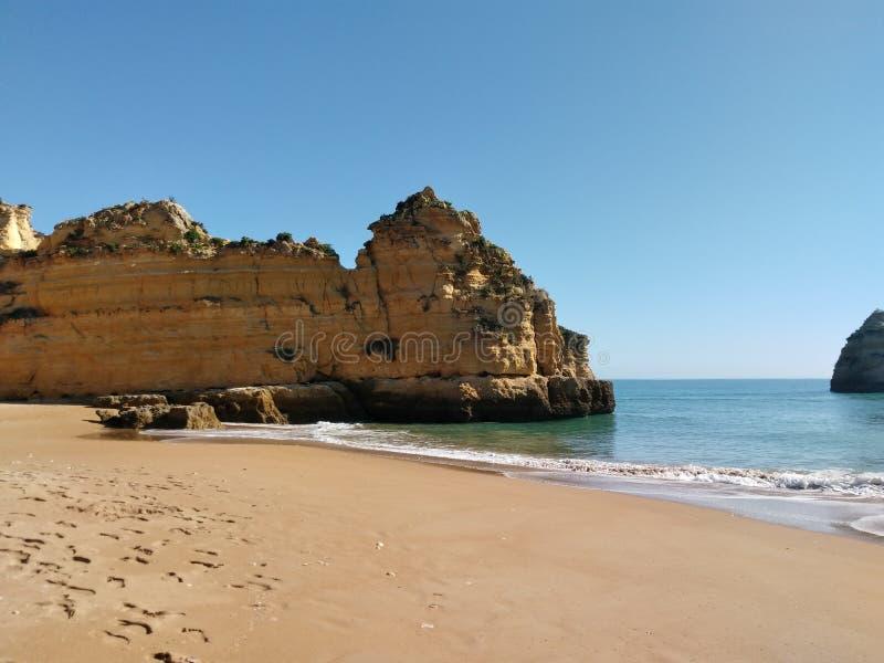 Algarve royalty-vrije stock fotografie