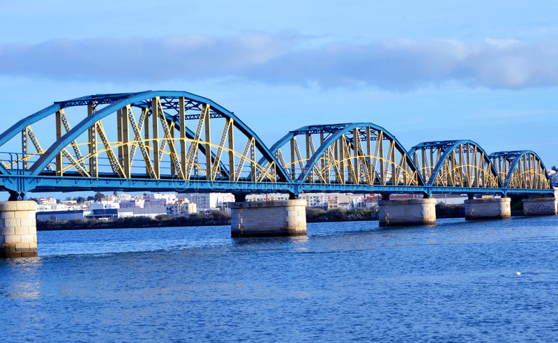 Download Algarve Bridge Royalty Free Stock Photography - Image: 29491777