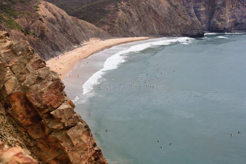 algarve część Portugal zdjęcia stock