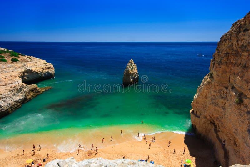algarve część Portugal fotografia royalty free