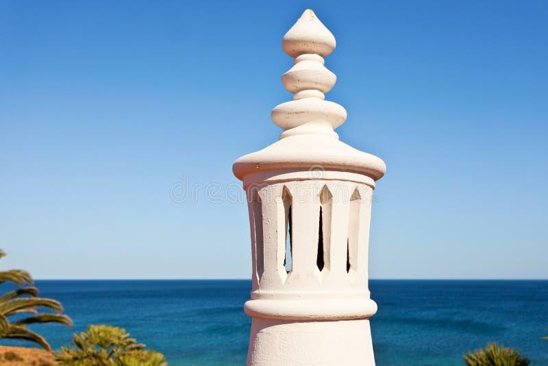 Algarve lampglas arkivfoton