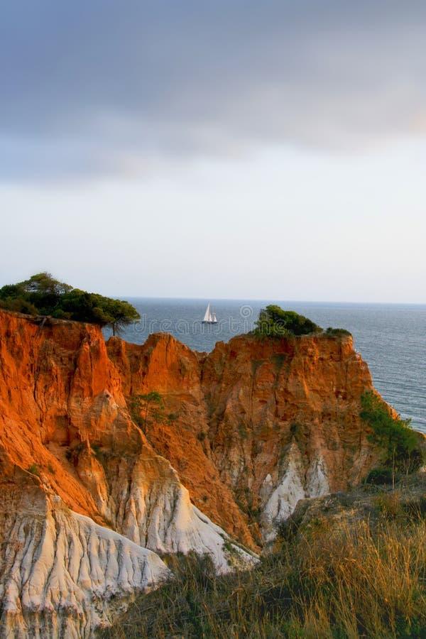 Algarve Portogallo fotografie stock libere da diritti