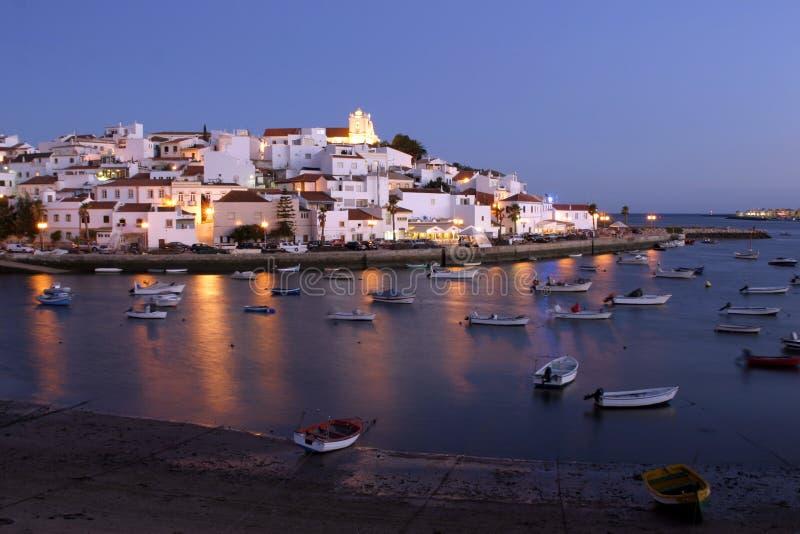 Algarve - Portugal royalty-vrije stock afbeelding