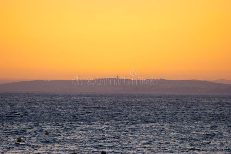 Algarve Portugal stock afbeelding