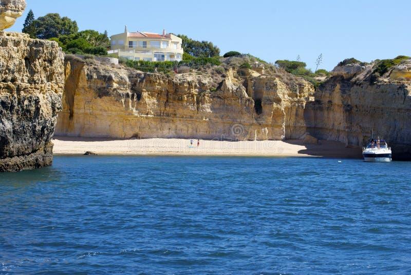 Algarve Portugal stock afbeeldingen