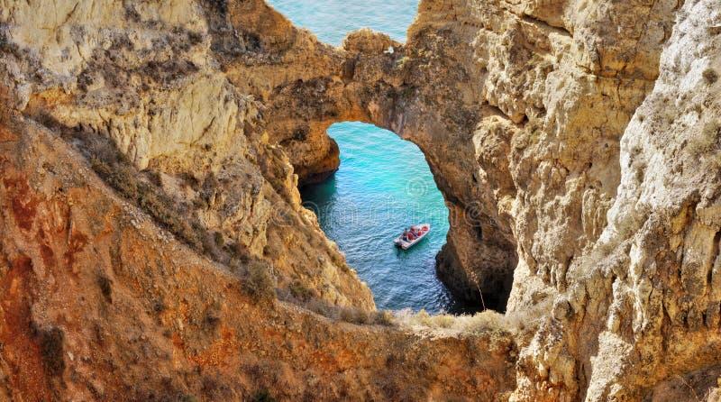 Algarve, Portugal photos libres de droits