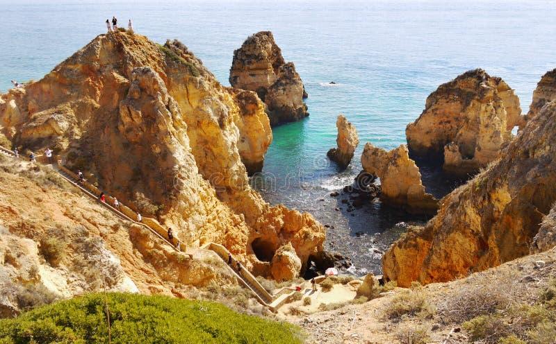 Algarve Portugal images stock