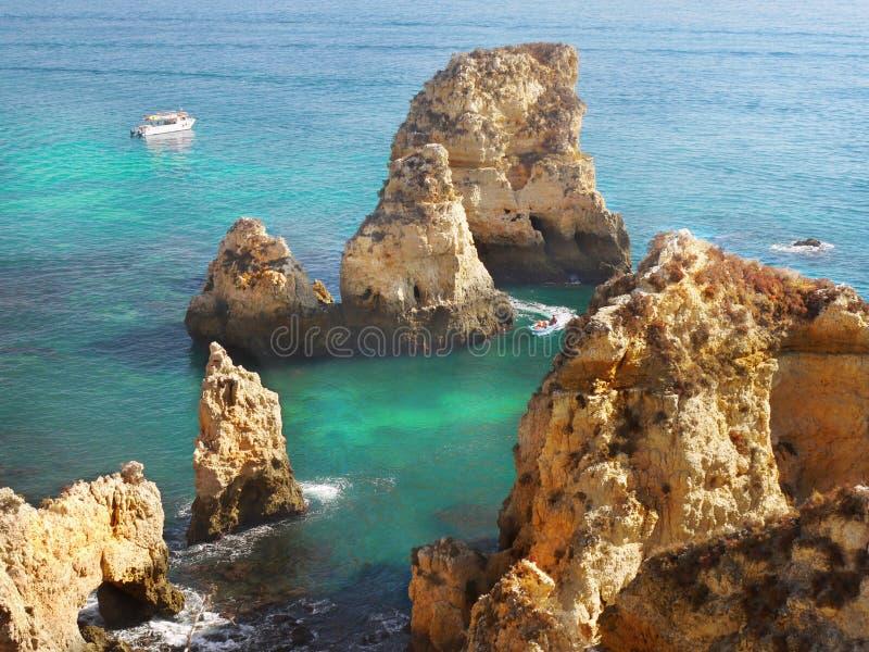 Algarve Portugal image libre de droits