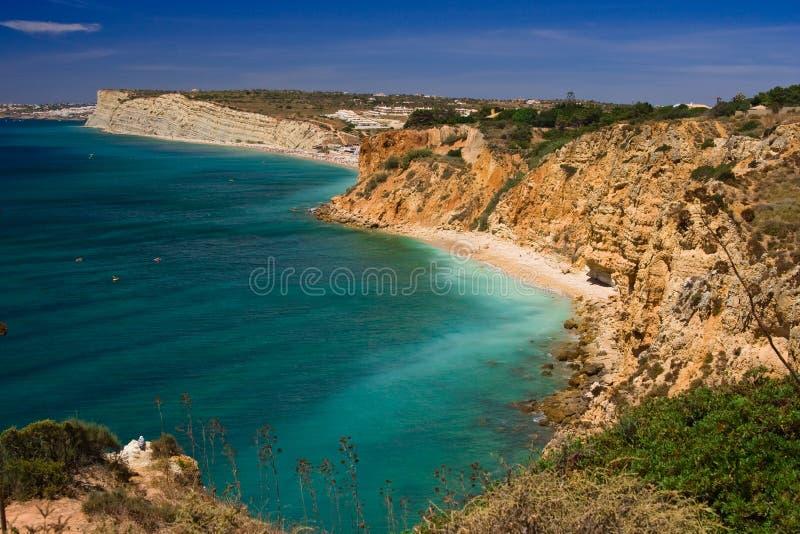 Download Algarve rock stock image. Image of crowd, atlantic, coastline - 7692379