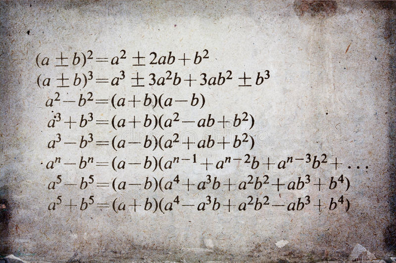 an analysis of the characteristics and history of algebra a branch of mathematics The term algebra usually denotes various kinds of mathematical ideas and  techniques,  arithmetical operations that would support the interpretation of  such.