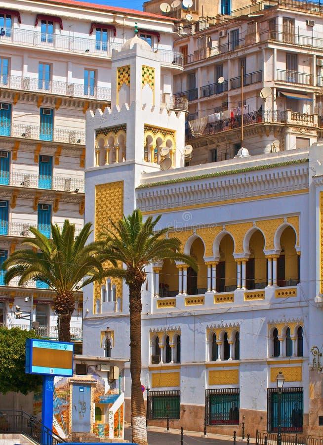 Alger photographie stock libre de droits