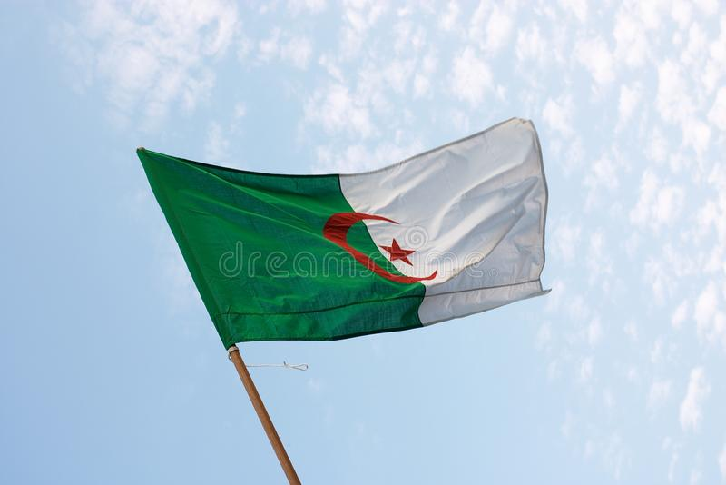 Algflag Stock Photo