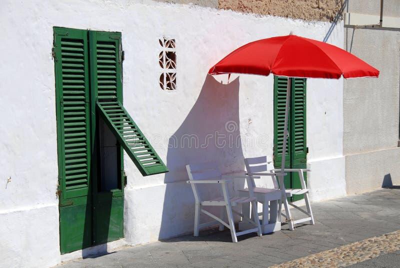 alghero意大利撒丁岛 图库摄影