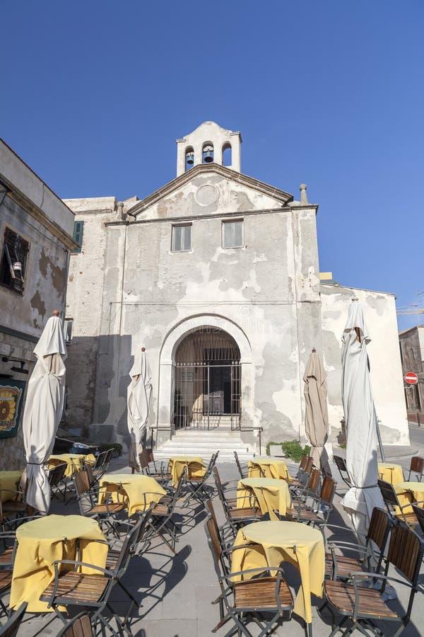 Alghero,Sardinia,Italy. royalty free stock photos