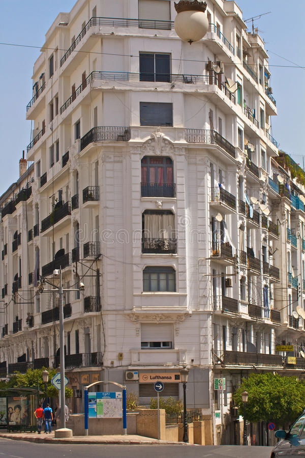 Algiers stock afbeeldingen