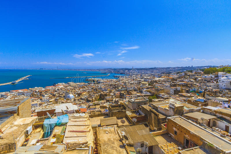 Algiers stock photo
