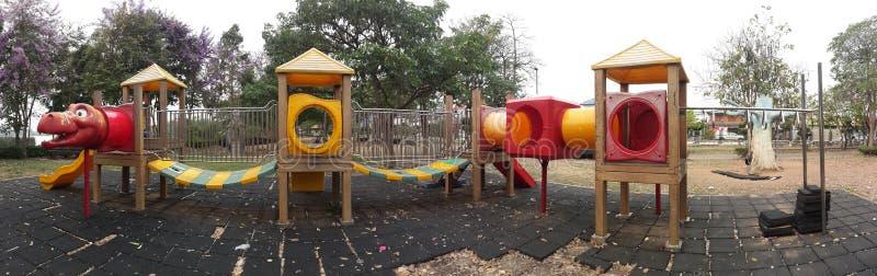 Algumas vistas do parque imagem de stock