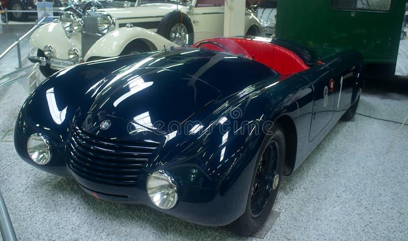 Download Alha Romeo Spider Technik-Museum Speyer Immagine Stock Editoriale - Immagine di museo, alfa: 55361534