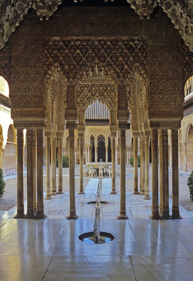 Free Alhambra 1 Stock Photography - 2620252