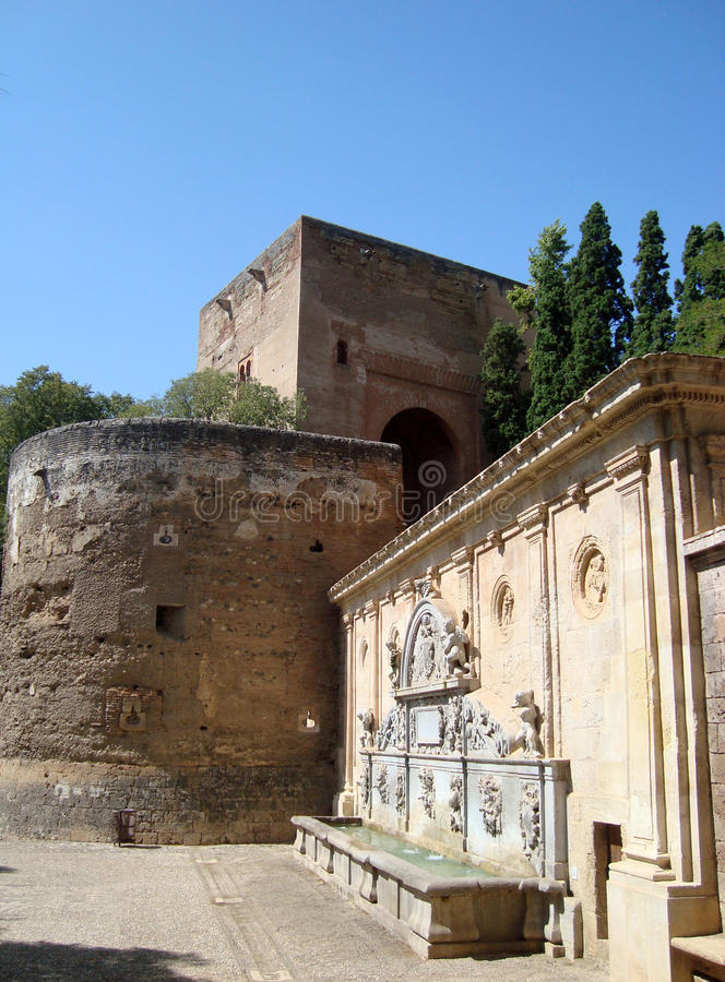 Alhambra fotos de stock