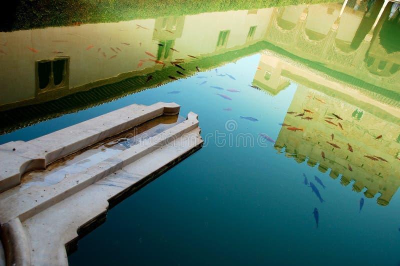 Alhambra imagen de archivo