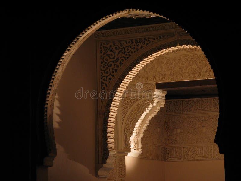 Download Alhambra foto de stock. Imagem de historic, palácio, granada - 50406