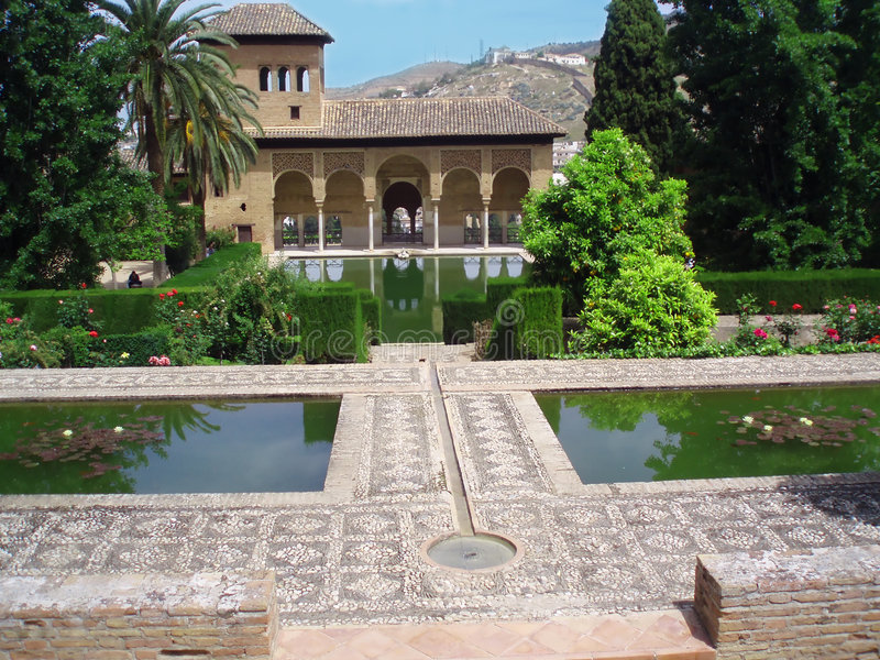 Alhambra fotos de stock royalty free