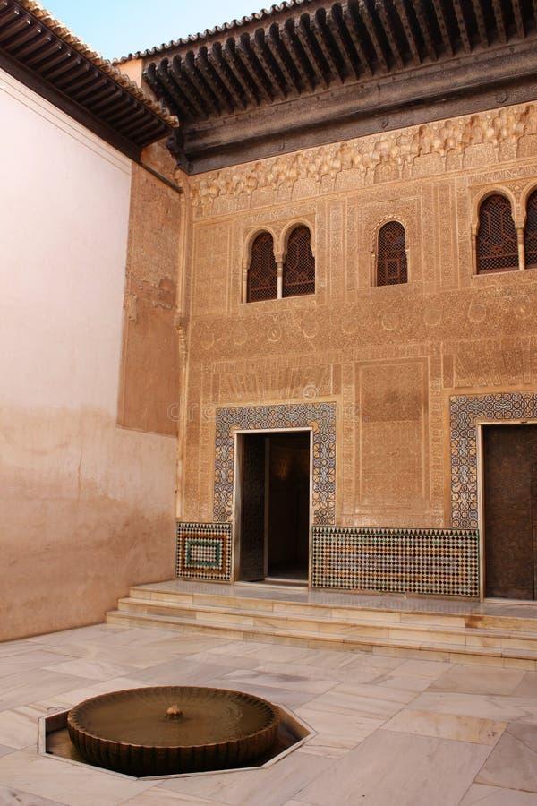 Alhambra royalty-vrije stock foto's