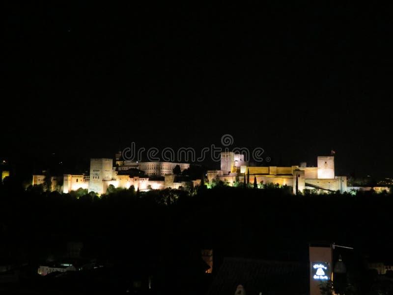 alhambra photos libres de droits