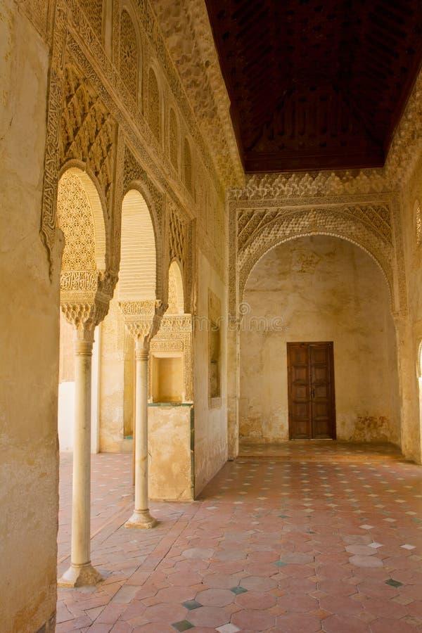 Alhambra de Granada, Spain stock photos