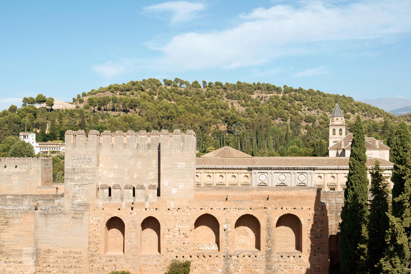 Download The Alhambra In Granada, Spain Stock Image - Image: 21633207