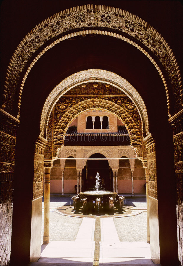 Free Alhambra Palace Royalty Free Stock Images - 1878349