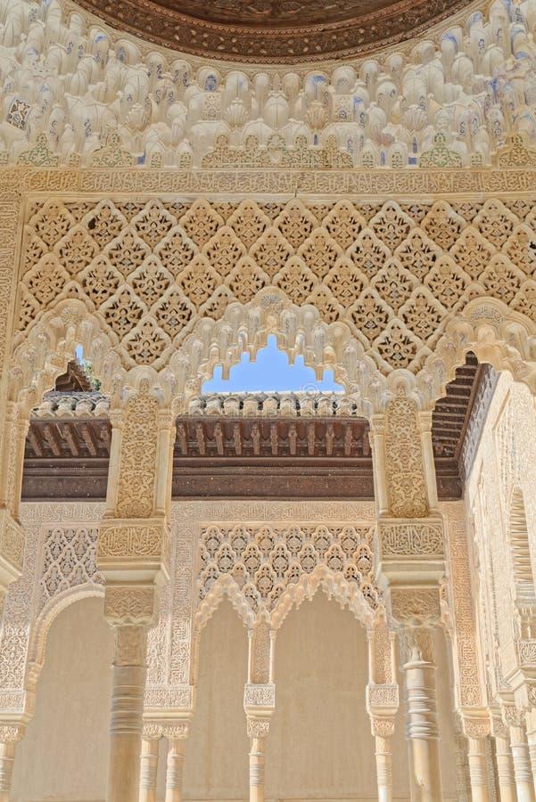Free Alhambra Palace, Granada, Spain Stock Photos - 62148423