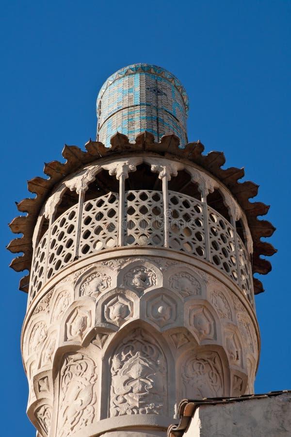 Alhambra Toren royalty-vrije stock afbeeldingen