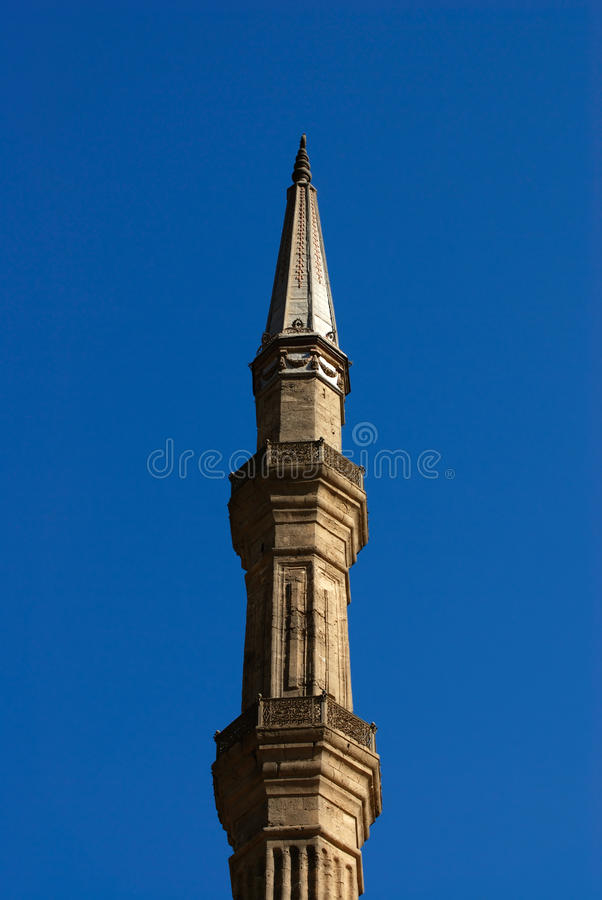 ali Cairo wyszczególnia Egypt meczet Mohamed fotografia stock