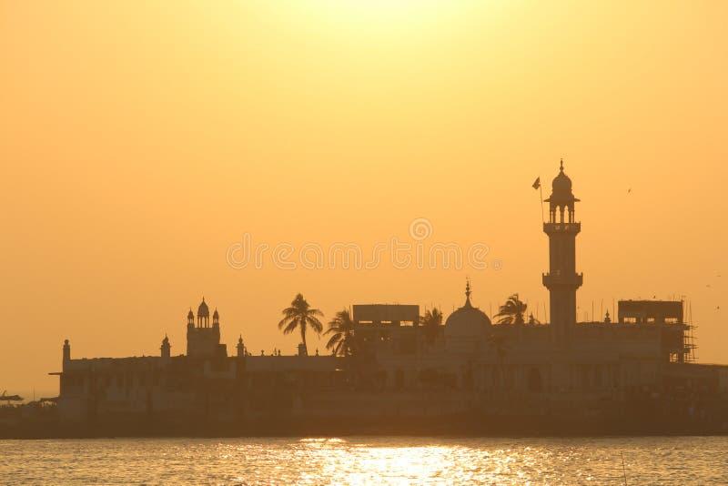 Ali Dargah Haji mumbai στοκ φωτογραφίες