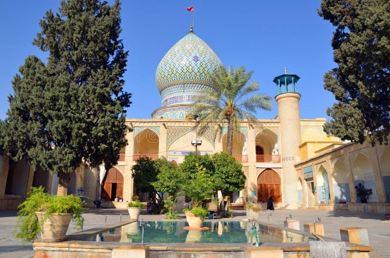 Ali Ebn-e Hamze Shrine stock image
