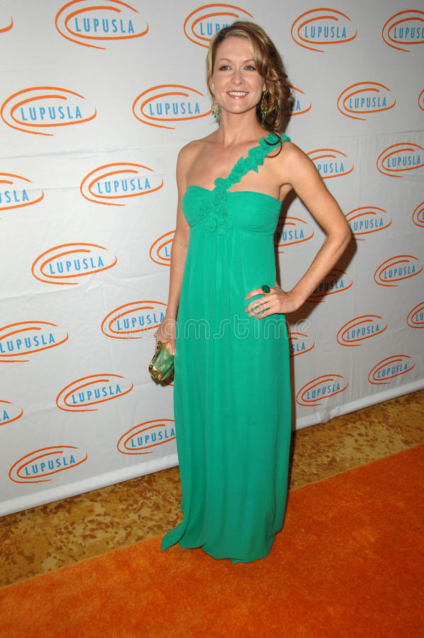 Ali Hills at the  10th Annual Lupus LA Orange Ball, Beverly Wilshire Hotel, Beverly Hills, CA. 05-06-10