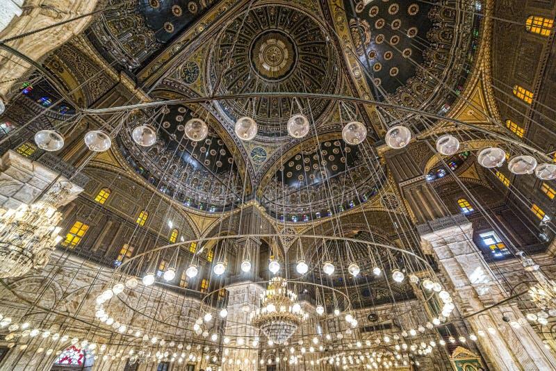 ali Mohamed meczetu zdjęcia stock