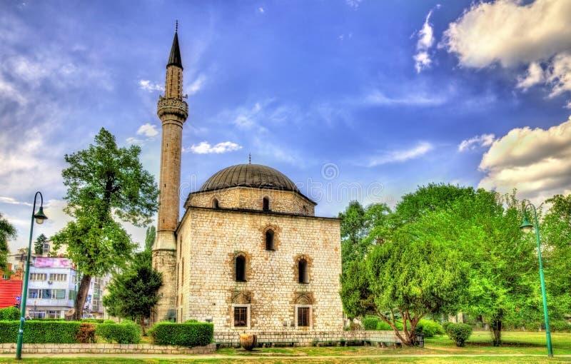 Ali Pasha Mosque in Sarajevo. Bosnia and Herzegovina royalty free stock images