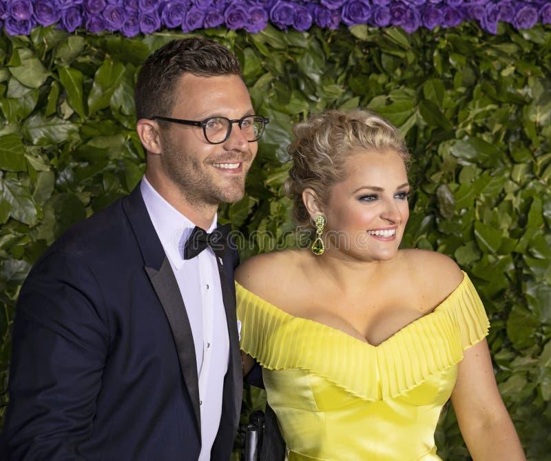 Ali Stroker en Tony Awards 2019 fotos de archivo