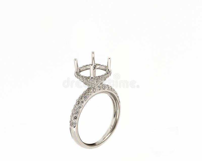 aliança de casamento do acoplamento imagens de stock royalty free
