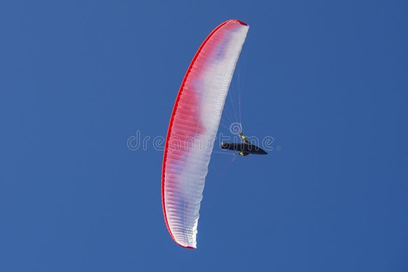 Alianti nel cielo fotografie stock libere da diritti