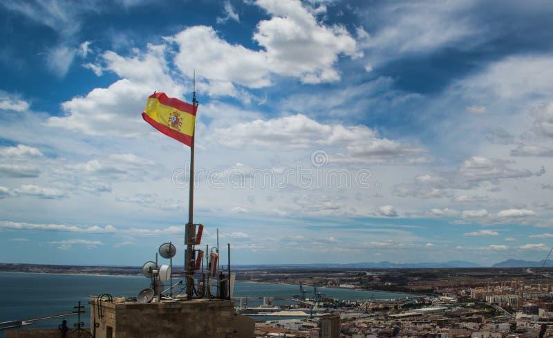 Alicante, Испания стоковые фотографии rf